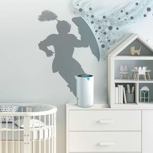 מטהר אויר חכם SOEHNLE Airfresh Clean 300 (6)