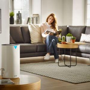 מטהר אויר חכם SOEHNLE Airfresh Clean 300 (8)