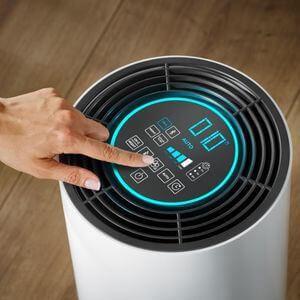 מטהר אויר חכם SOEHNLE Airfresh Clean Connect 500 (2)